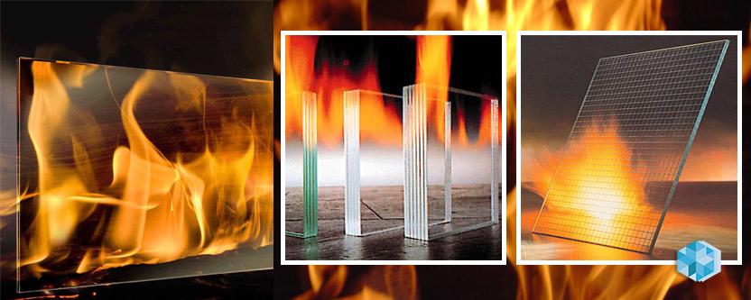 Огнестойкий триплекс