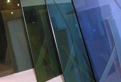 Ламинирование стекла защитными тонирующими пленками