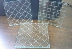 армированного стекла