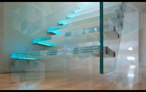стеклянная лестница (тип 13)