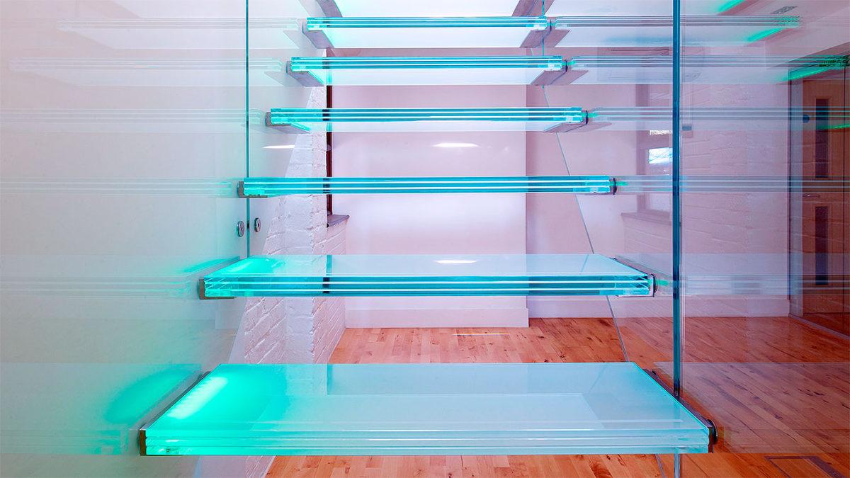 Стеклянные лестницы Норд-Гласс: Полезно знать