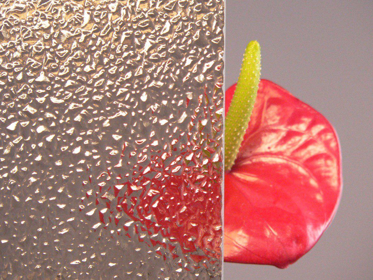 Узорчатое стекло: применение