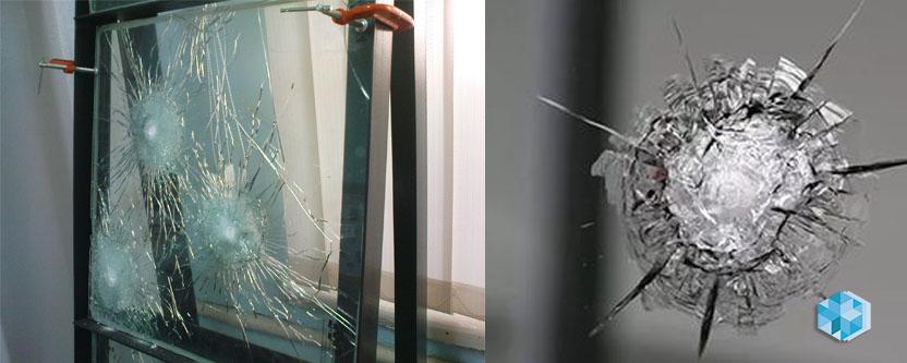 пулестойкое стекло