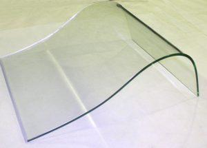 изогнутое стекло фото