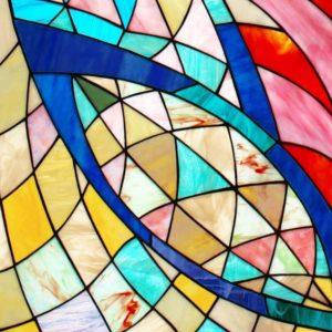 Художественное стекло и фьюзинг архитектурный
