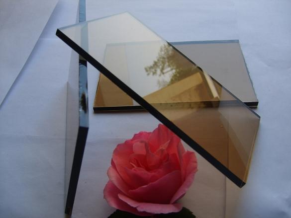 стекло бронза тонированное в массе